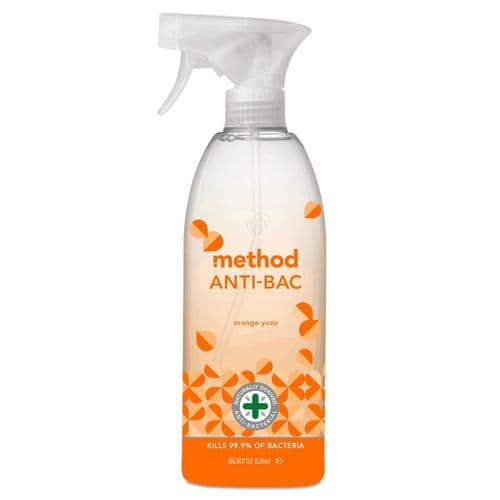 METHOD Anti Bac Cleaner Orange Yuzu